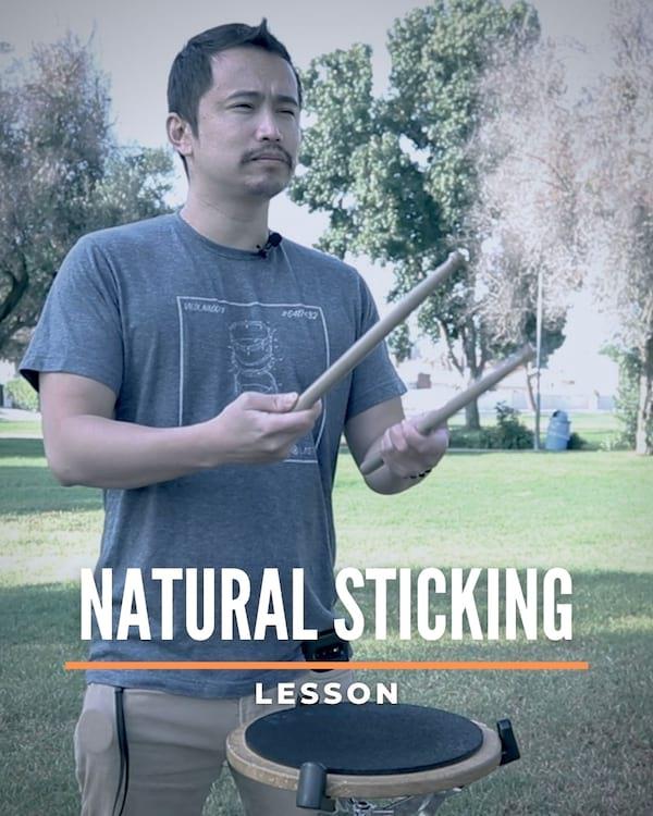 Natural Sticking