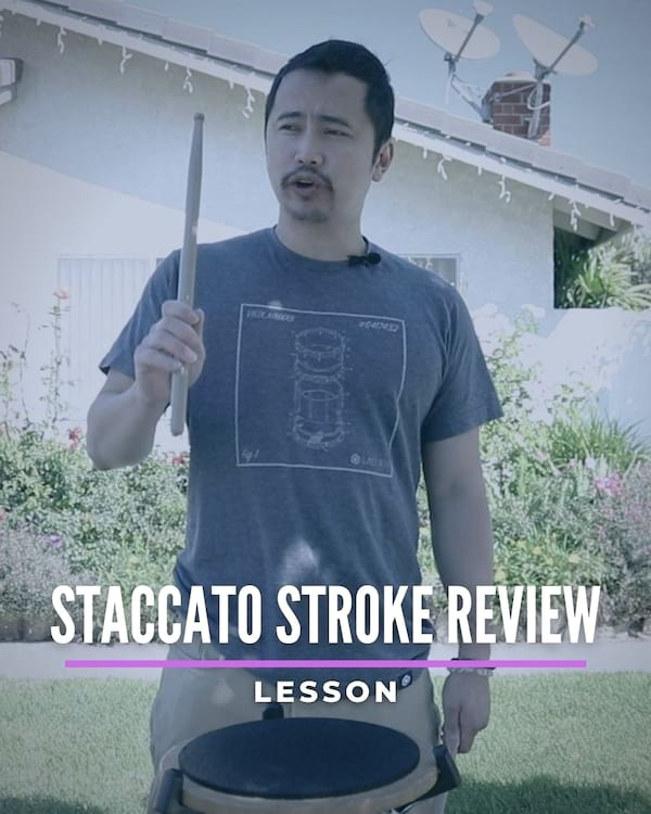 Staccato Stroke Review