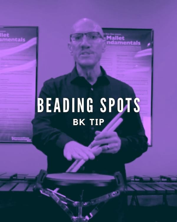 Beating Spots