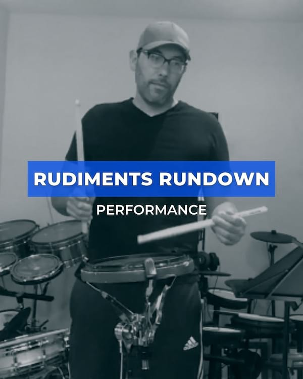 Rudiments Rundown