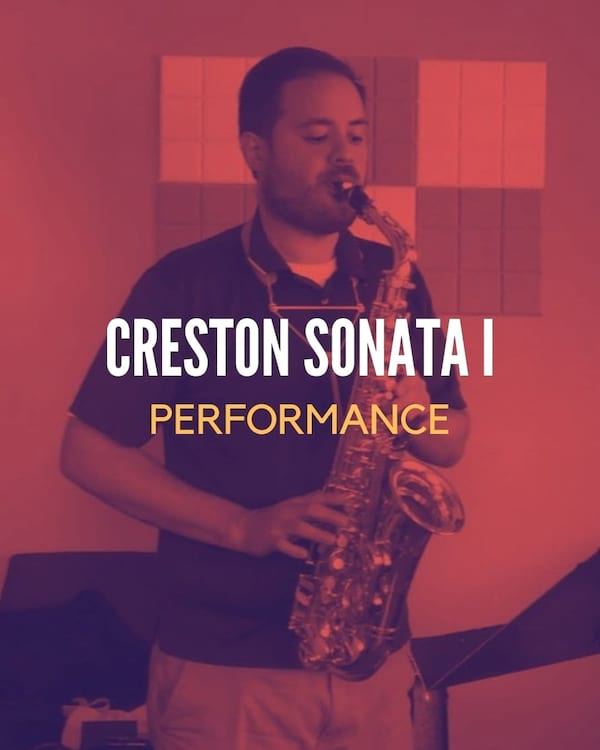 Creston Sonata I