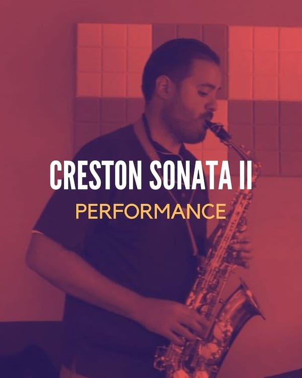 Creston Sonata II