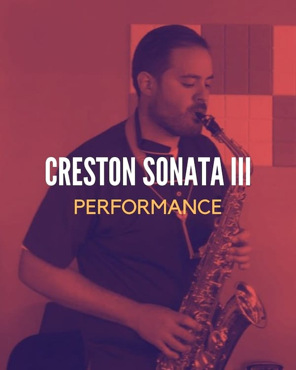 Creston Sonata III