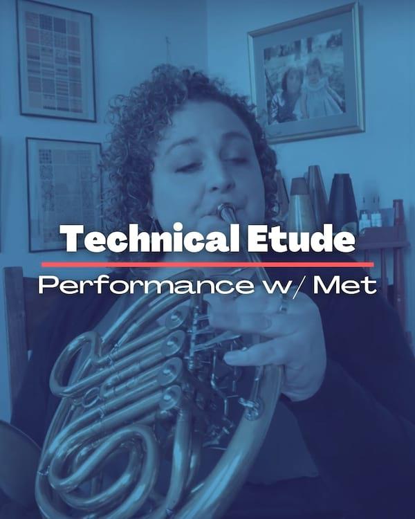 Technical Etude (with met)