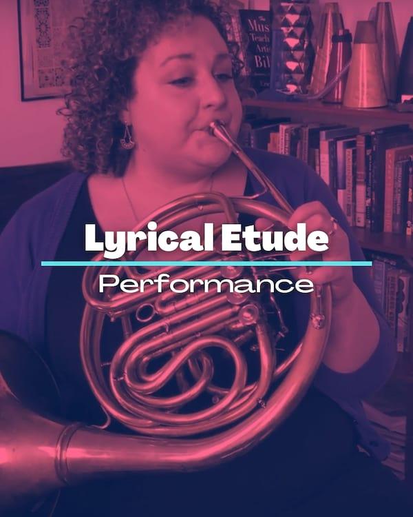 Lyrical Etude