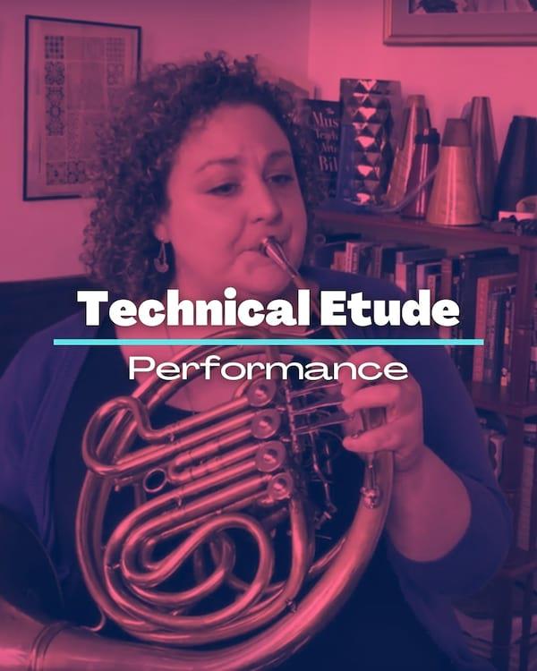 Technical Etude