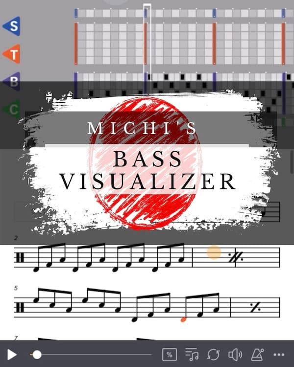 Michi's Bass Visualizer
