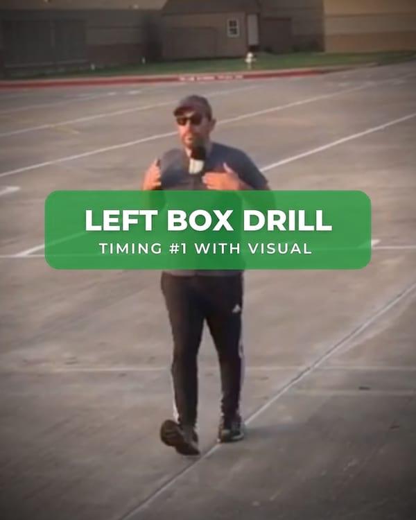 Left Box Drill