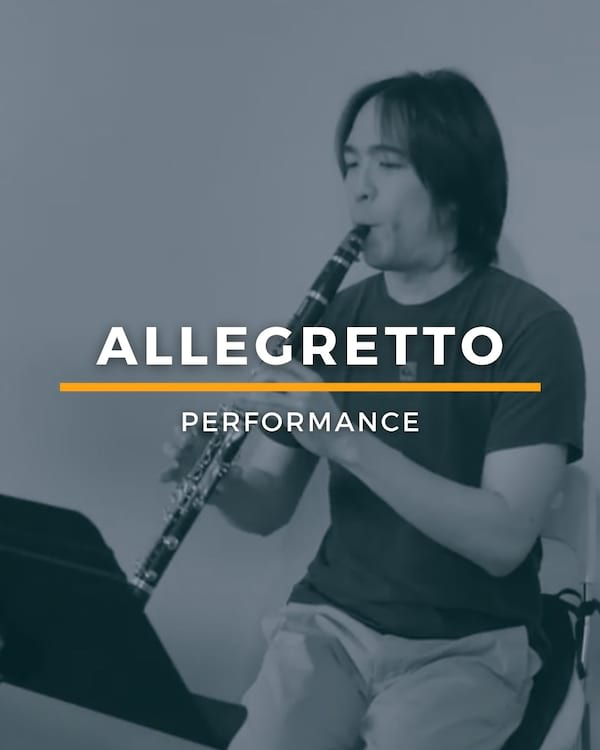 Allegretto - Full Run