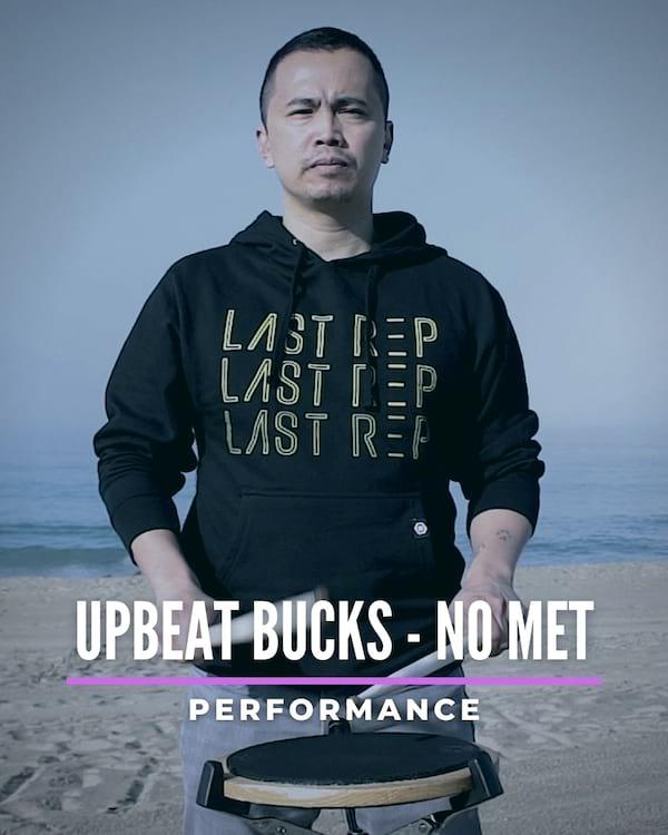 Upbeat Bucks No Met