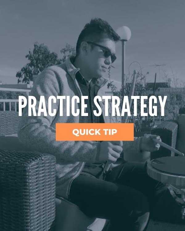 Practice Strategy