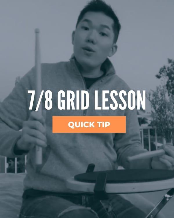 7/8 Grid Lesson