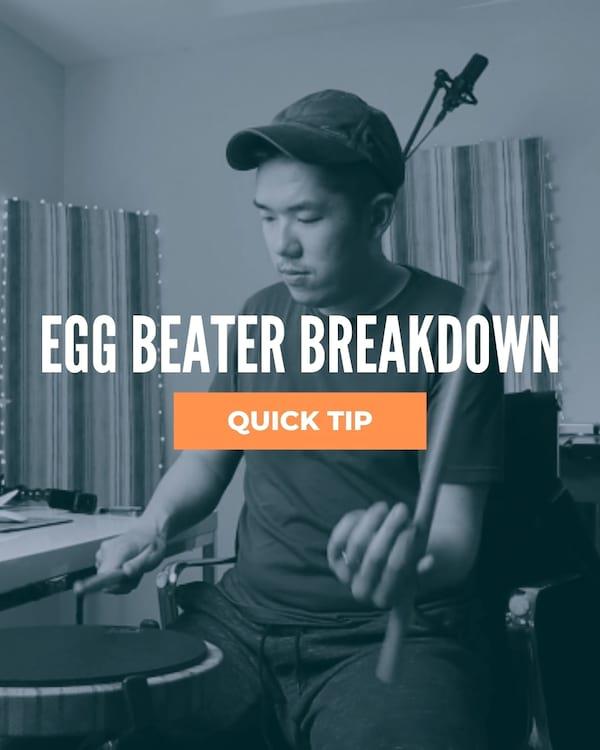 Egg Beater Breakdown