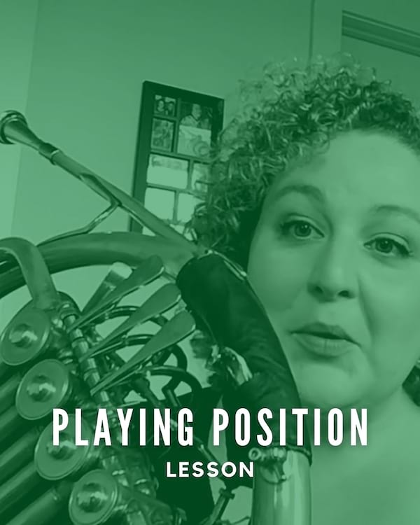 Playing Position