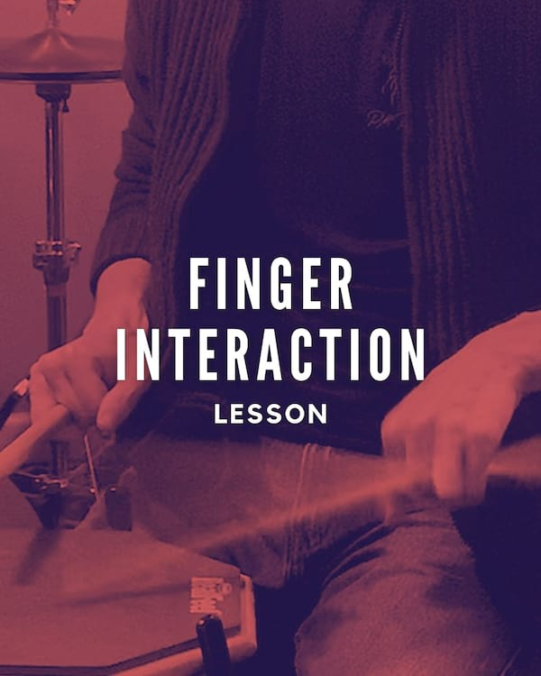 Finger Interaction