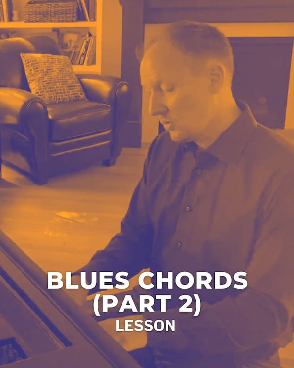 Blues Chords 2