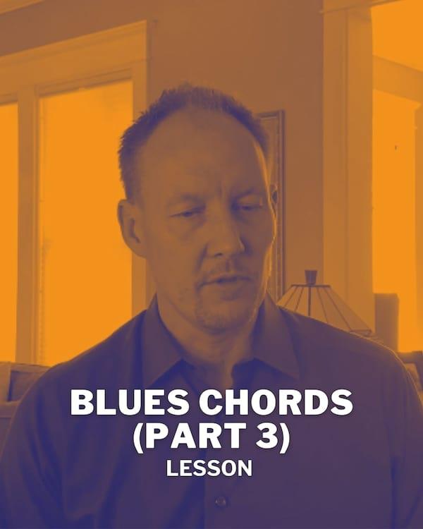 Blues Chords 3
