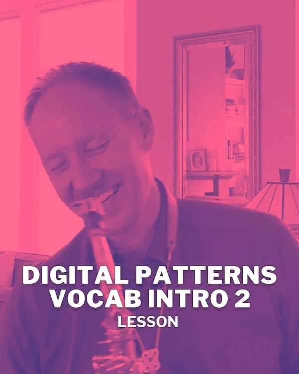Digital Patterns Intro 2