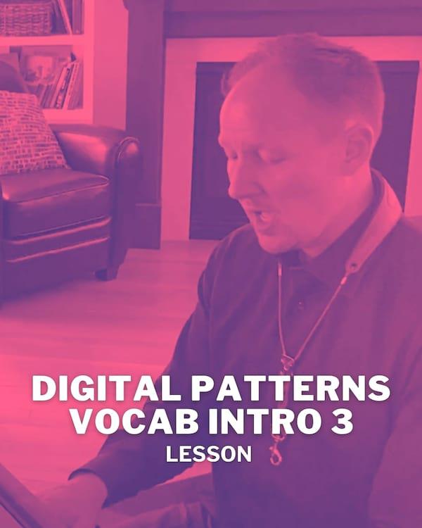 Digital Patterns Intro 3