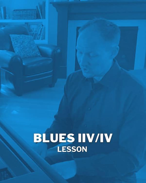 Blues #IVdim