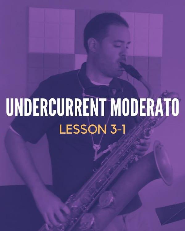 Undercurrent Moderato