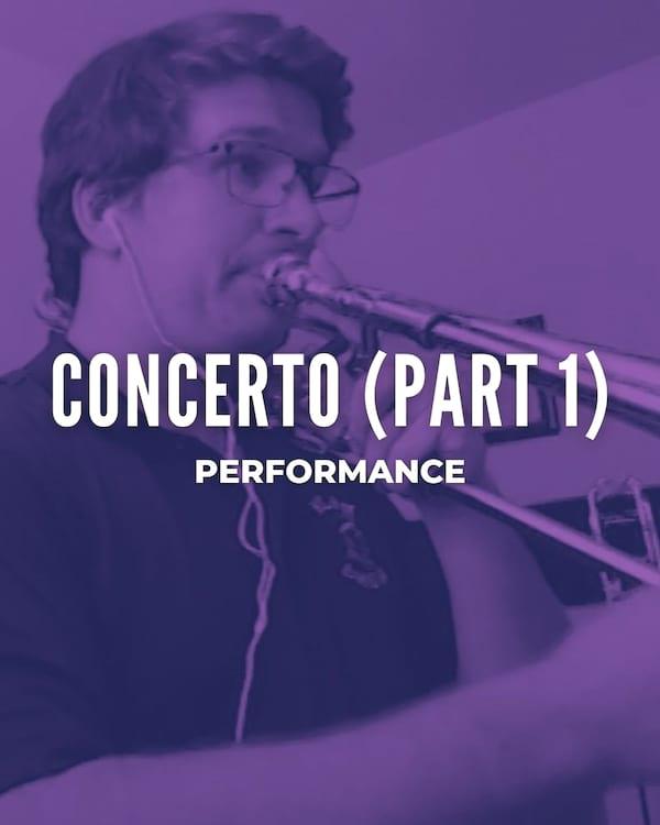 Concerto (Part 1)