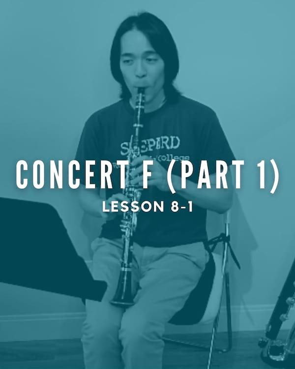 Concert F