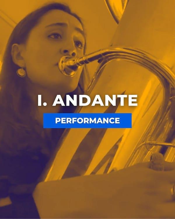 I. Andante