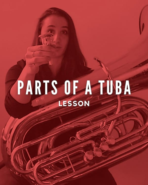 Parts of the Tuba