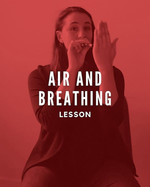 Air and Breathing