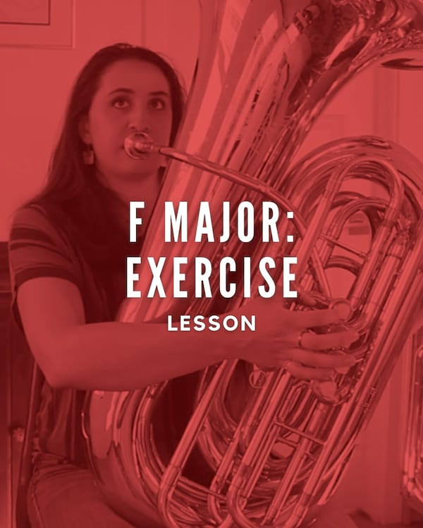 F Major: Exercise