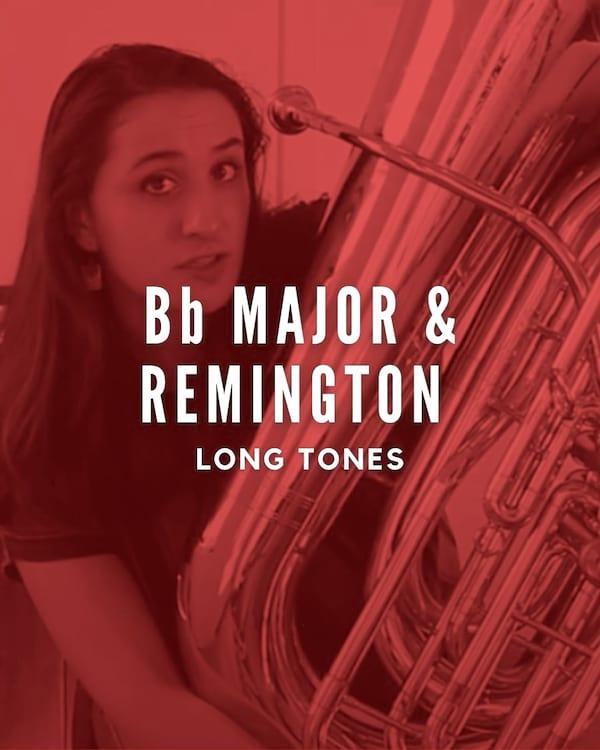 Bb Major & Remington