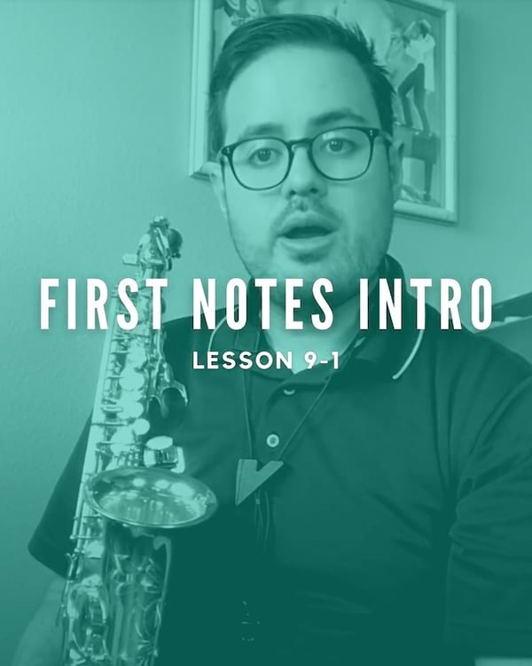 First Notes Intro