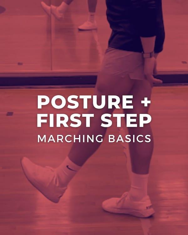 Posture + First Step