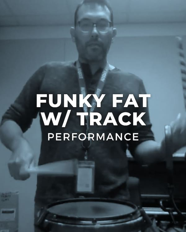 Funky Fat (with track)