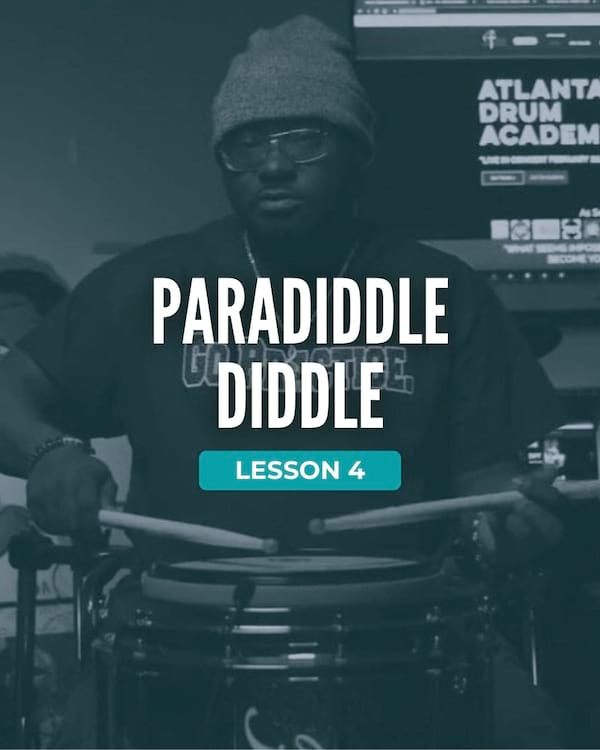 Paradiddle Diddle