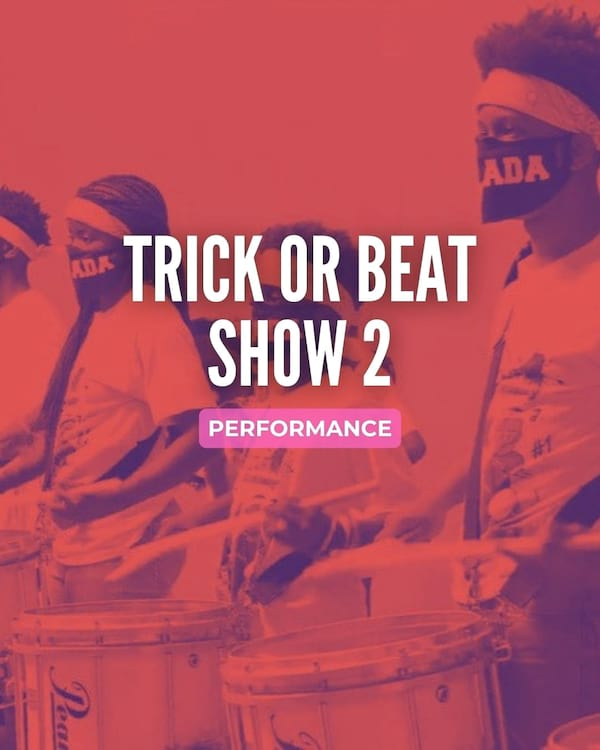 Trick or Beat Show 1