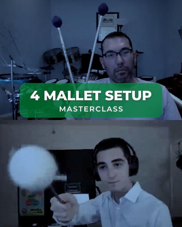4 Mallet Setup