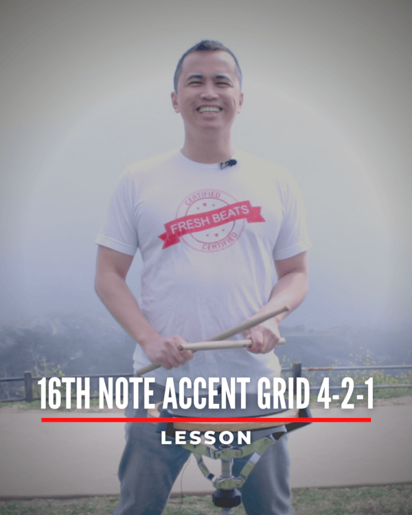 16th Accent Grid 4-2-1