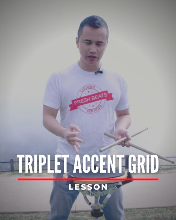 Triplet Accent Grid