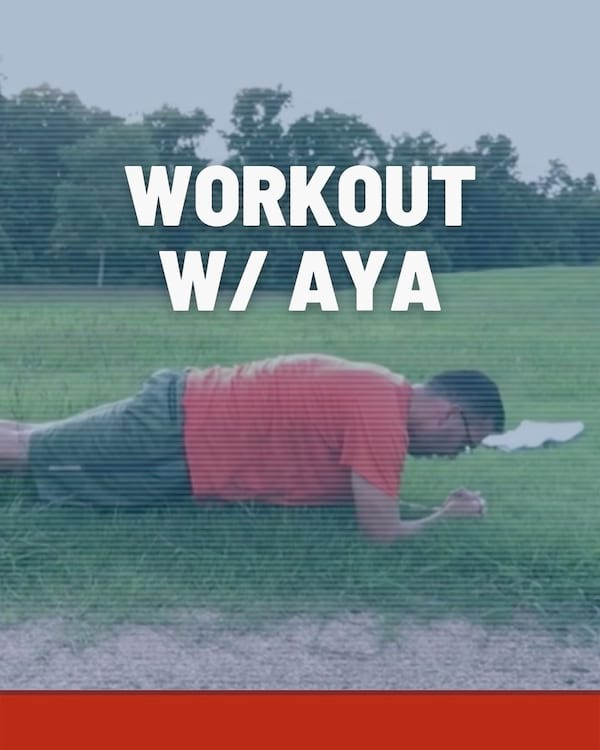 Workout with Aya